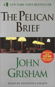 Cover of: The Pelican Brief (John Grishham)