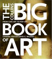 Cover of: The Collins big book of art
