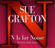Cover of: N Is for Noose (Sue Grafton)