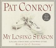 Cover of: My Losing Season | Pat Conroy