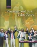 Cover of: Management of a sales force | William J. Stanton