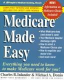 Cover of: Medicare made easy | Charles B. Inlander