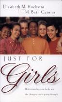 Cover of: Just for girls
