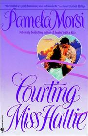 Cover of: Courting Miss Hattie