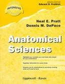 Cover of: Anatomical sciences