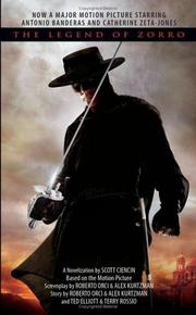 Cover of: The Legend of Zorro