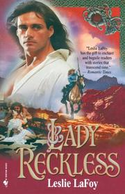 Cover of: Lady Reckless