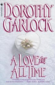 Cover of: Love for All Time, A