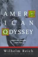 Cover of: American odyssey