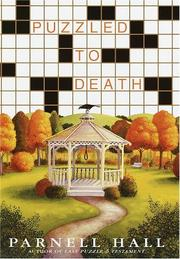 Cover of: Puzzled to death