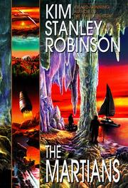 Cover of: The Martians | Kim Stanley Robinson