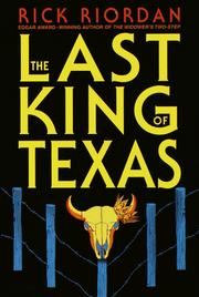 Cover of: The last king of Texas