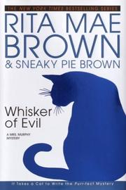 Cover of: Whisker of evil