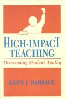 Cover of: High-impact teaching | Keen J. Babbage