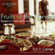 Cover of: Fruits of the Harvest