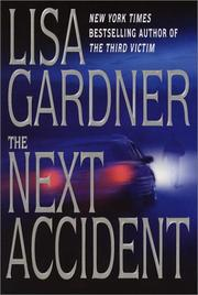 Cover of: The next accident