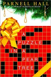 Cover of: A puzzle in a pear tree