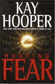 Cover of: Hunting fear
