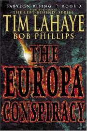 Cover of: The Europa Conspiracy