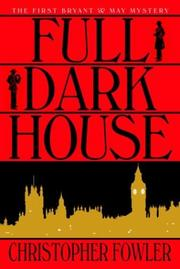 Cover of: Full dark house