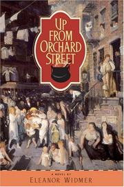 Cover of: Up from Orchard Street | Eleanor Widmer