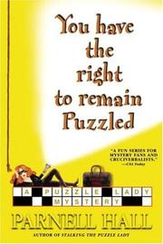 Cover of: You Have the Right to Remain Puzzled/Book 8