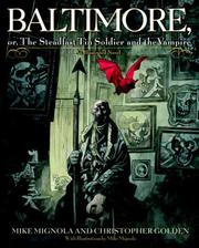 Cover of: Baltimore,: Or, The Steadfast Tin Soldier and the Vampire
