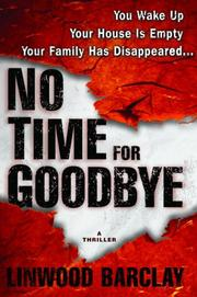Cover of: No Time for Goodbye