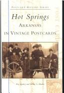 Hot Springs, Arkansas in vintage postcards by Ray Hanley