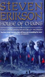 Cover of: House of Chains