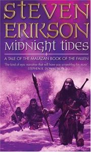 Cover of: Midnight Tides