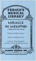 Cover of: Miracle in Memphis
