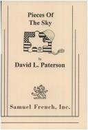 Cover of: Pieces of the sky