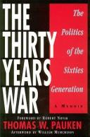 Cover of: The thirty years war