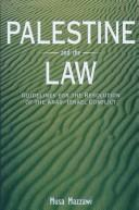 Palestine and the law