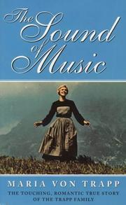 Cover of: The Sound of Music