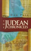 The Judean chronicles