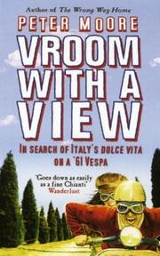 Cover of: Vroom With a View | Peter Moore