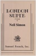 Cover of: London suite: a comedy