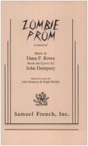 Cover of: Zombie prom | Dana P. Rowe