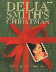 Cover of: Delia Smith's Christmas