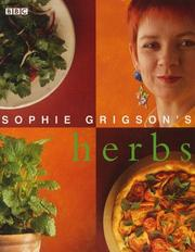 Cover of: Sophie Grigson's Herbs