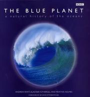 Cover of: The blue planet