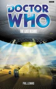 Cover of: Doctor Who | Paul Leonard