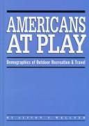 Cover of: Americans at play