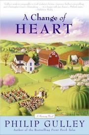 Cover of: A Change of Heart: a Harmony novel