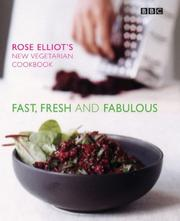 Cover of: Fast, Fresh and Fabulous