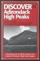 Cover of: Discover the Adirondack high peaks | Barbara McMartin