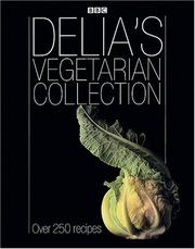 Cover of: Delia's Vegetarian Collection