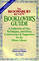 Cover of: The Bloomsbury review booklover